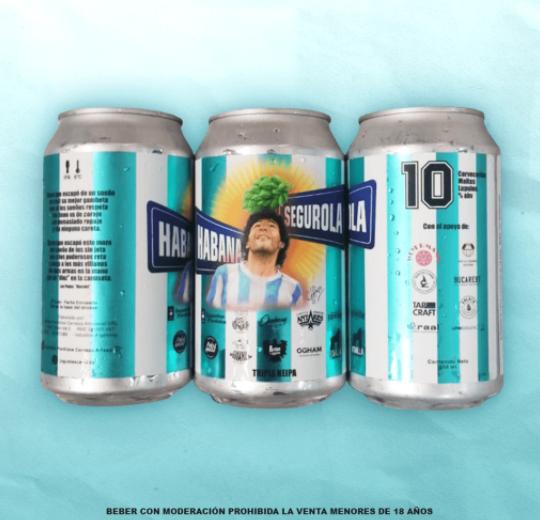 Birra Maradona