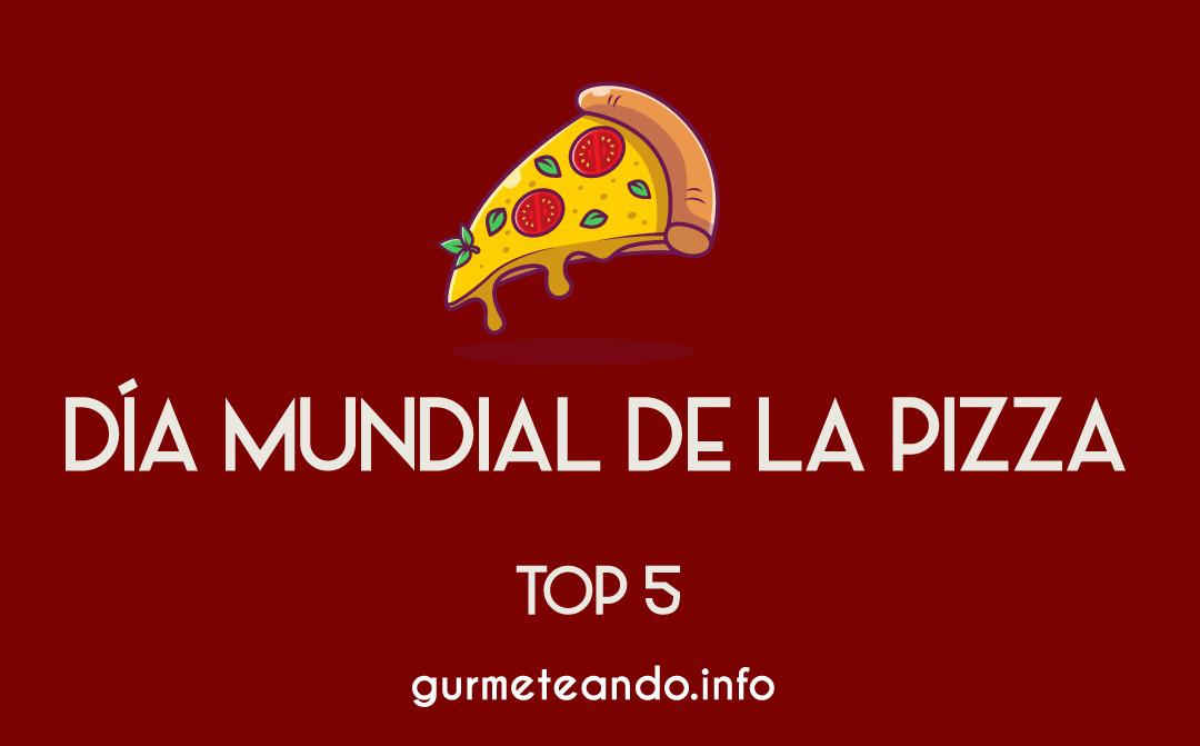 pizza top five