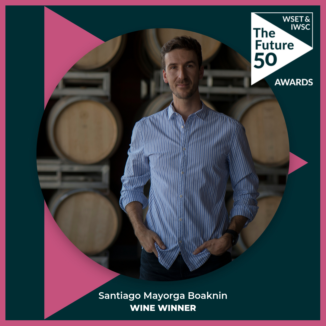 Santiago Mayorga - Future 50